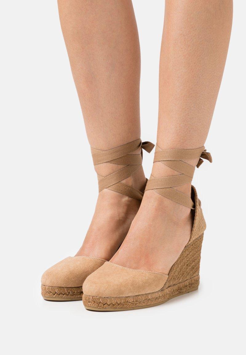 Gaimo - COLIN - High heeled sandals - camello