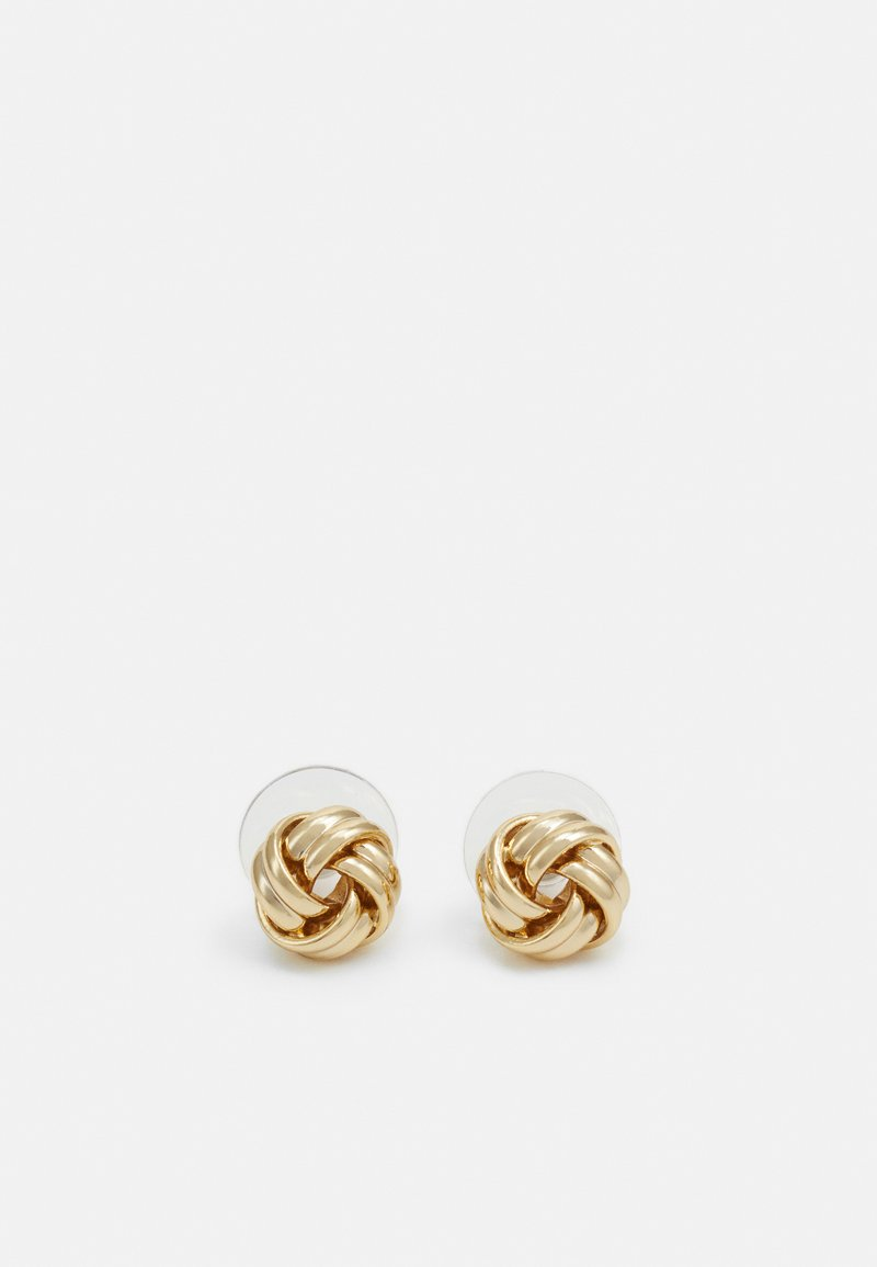 Lauren Ralph Lauren - KNOT STUD - Ohrringe - gold-coloured