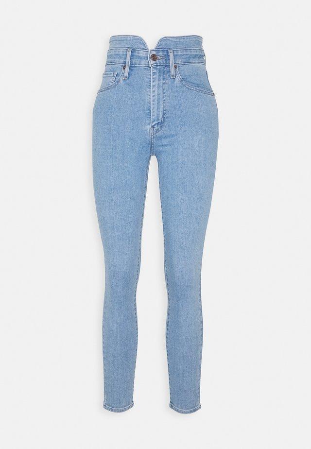 MILE HIGH ANKLE WAIST - Jeans Skinny - bend over backwards