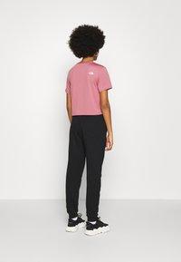 The North Face - Camiseta estampada - mesa rose - 2