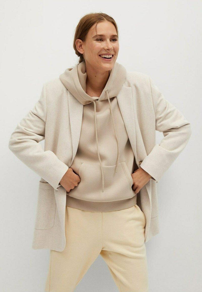 Mango - COLONIA-I - Short coat - beige