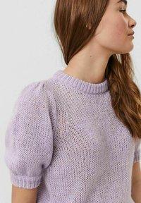 Vero Moda - VMOUI HEDWIG - Strickpullover - pastel lilac - 3