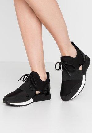 DWIEDIA - Sneakers laag - open black