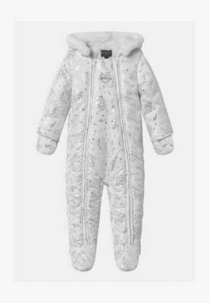 PADDED BABY - Snowsuit - white
