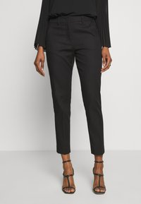 WEEKEND MaxMara - LEGENDA - Kalhoty - black - 0