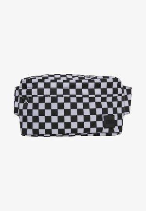 Bæltetasker - black/white