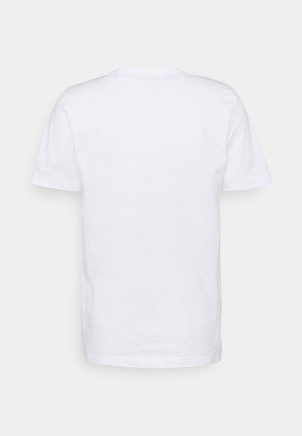 Puma BMW MMS CAR GRAPHIC TEE - T-shirt z nadrukiem - puma white/biały Odzież Męska MRHE
