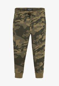 Next - Spodnie treningowe - khaki - 0