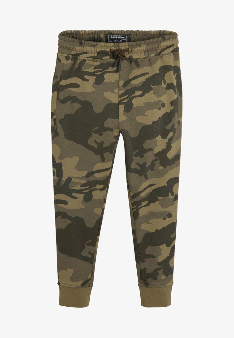 Next - Spodnie treningowe - khaki
