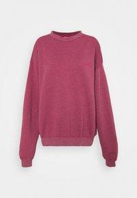BDG Urban Outfitters - CREWNEWCK  - Sweatshirt - raspberry - 5