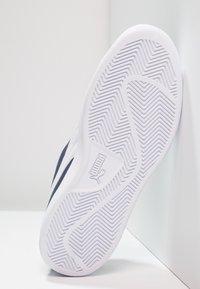 Puma - SMASH - Zapatillas - peacoat/white - 4