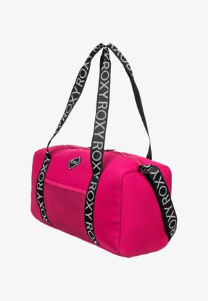 ROXY™ MOONFIRE 19L - KLEINES SPORT-NEOPREN-DUFFLEBAG FÜR FRAUEN  - Sports bag - cerise