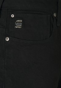 G-Star - ARC SLIM - Slim fit jeans - nero black stretch denim - pitch black - 5