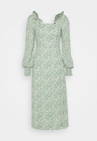 Fashion Union - BLOSSOM DRESS - Day dress - green - 0