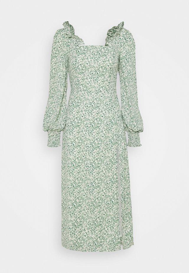 BLOSSOM DRESS - Kjole - green