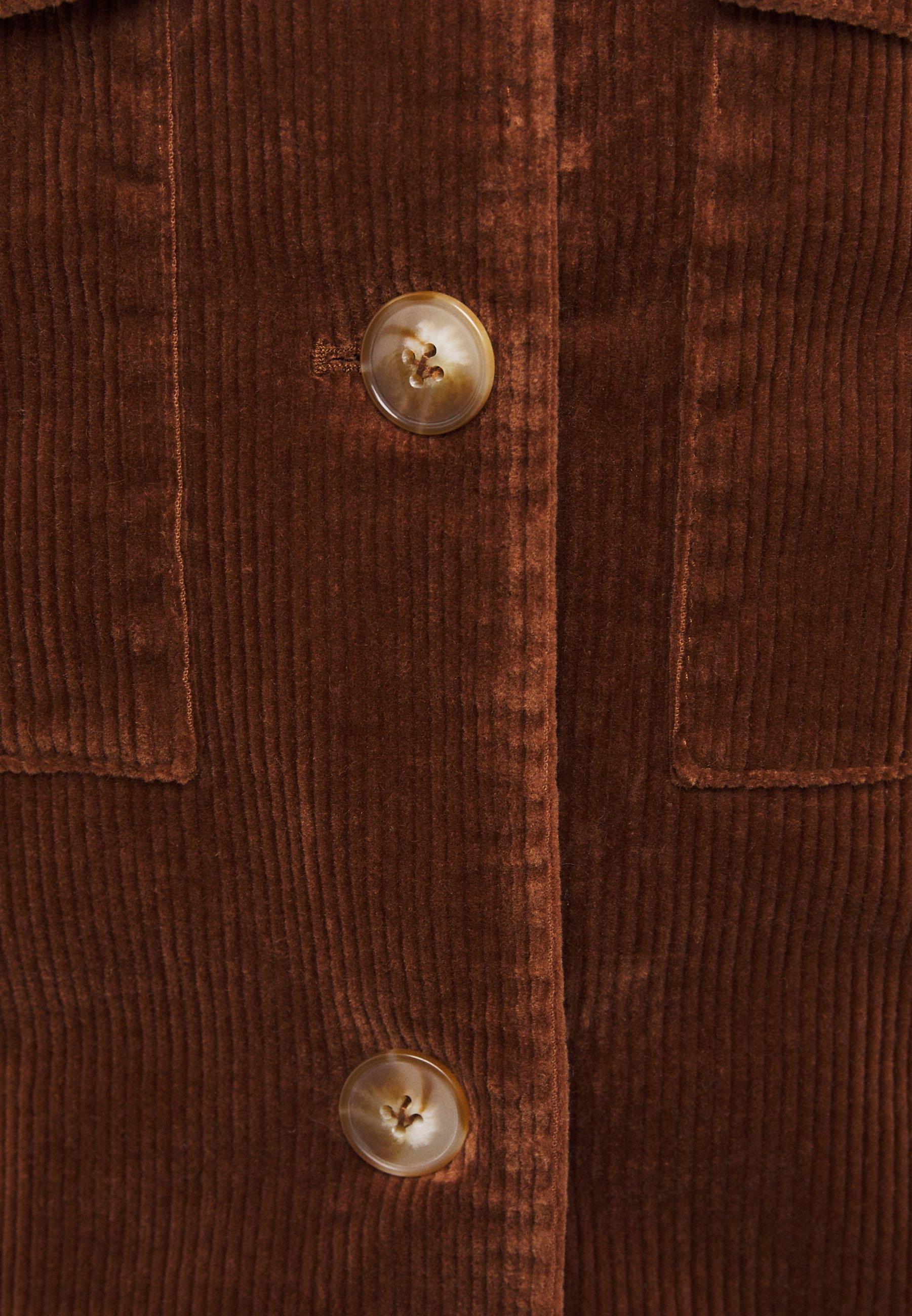 Fashionable Classic Women's Clothing Marc O'Polo JACKET RAGLAN SLEEVE TURN DOWN Summer jacket chestnut brown bu2kxpwj8 SvgRCJ3zZ