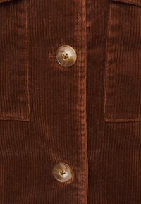 Marc O'Polo - JACKET RAGLAN SLEEVE TURN DOWN - Summer jacket - chestnut brown - 2