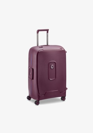 MONCEY 4-ROLLEN TROLLEY 69 CM - Wheeled suitcase - purple
