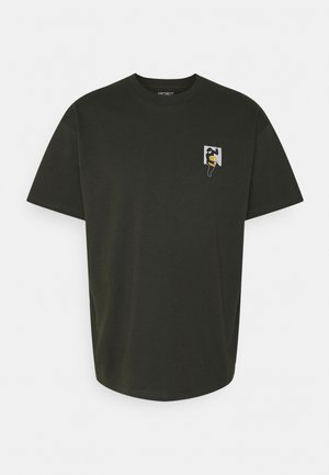 TEEF  - Print T-shirt - cypress