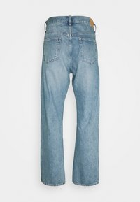 Weekday - SPACE STRAIGHT - Jeans bootcut - seven blue - 1