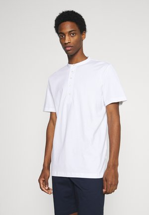SLHRELAXVISTA - T-shirt con stampa - bright white