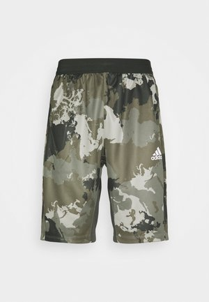 CAMO SHORT - Sports shorts - grefea