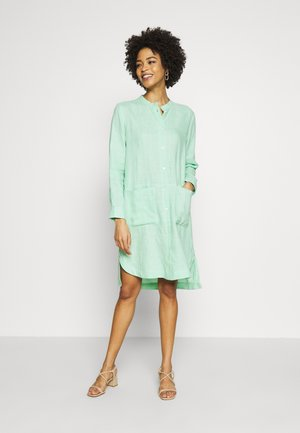 Vestido camisero - pastell mint