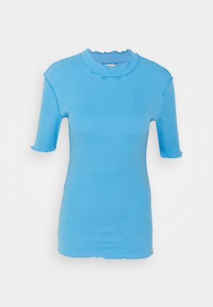 ROSE TEE - Triko s potiskem - light blue