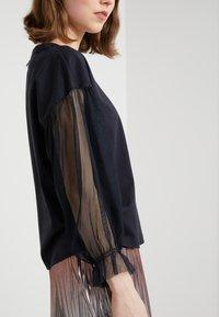 Patrizia Pepe - Long sleeved top - nero - 4