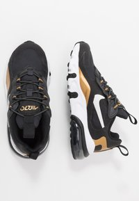 Nike Sportswear - NIKE AIR MAX 270 RT BP - Sneakers - anthracite/white/black/metallic gold - 0