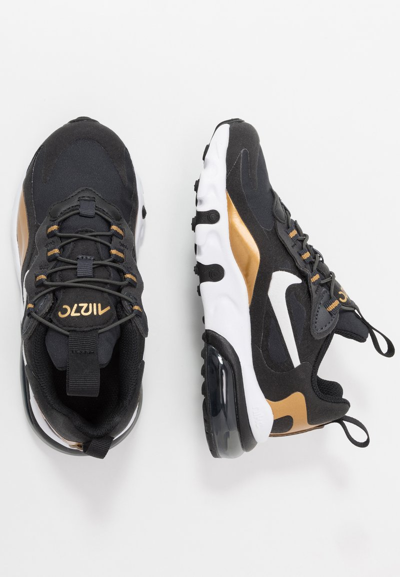 Nike Sportswear - NIKE AIR MAX 270 RT BP - Sneakers - anthracite/white/black/metallic gold