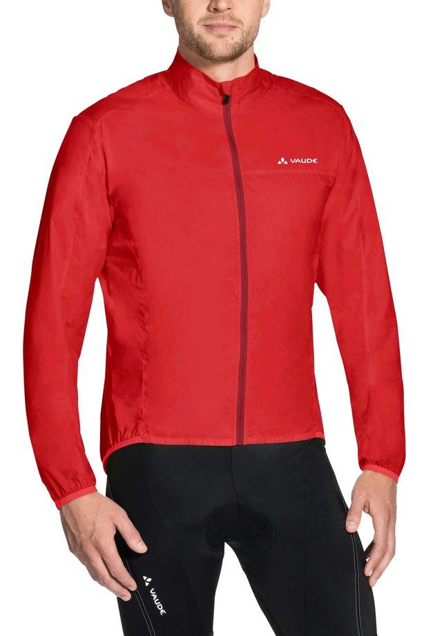 AIR - Light jacket - mars red