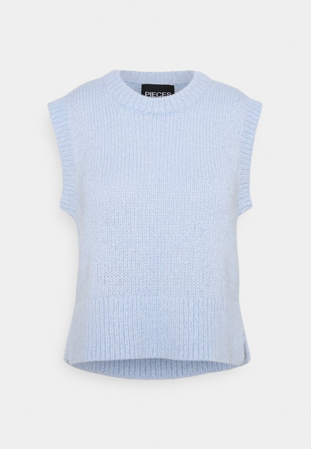PCGRETA SL O NECK  - Strikpullover /Striktrøjer - kentucky blue