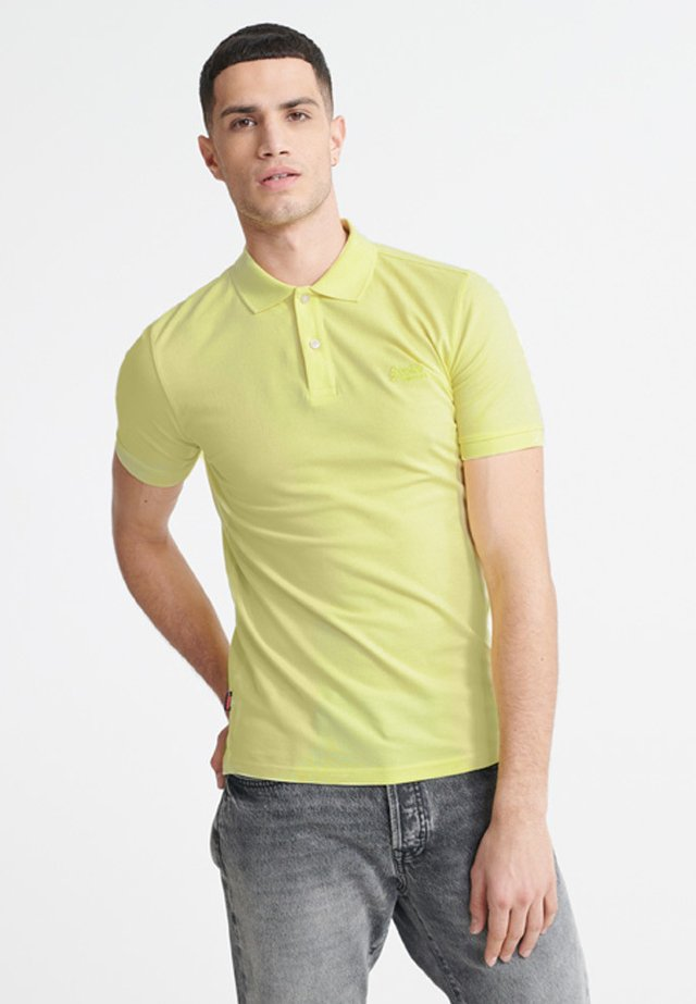 Polo - charlock green