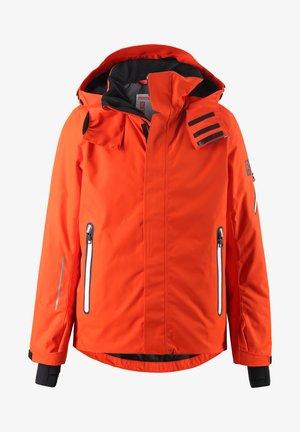Ski jacket - orange