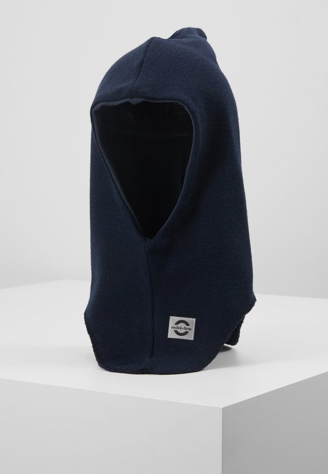 FULLFACE - SOLID WINDSTOP - Gorro - blue nights