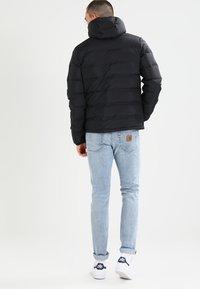 adidas Performance - HELIONIC DOWN JACKET - Winter jacket - black - 2
