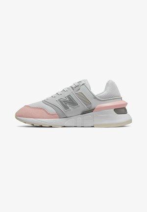 WS997 - Sneakersy niskie - munsell white/peach soda