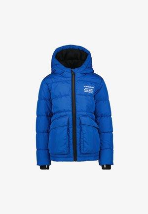 TORNAS - Winter jacket - pool blue