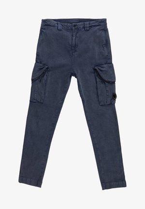 Cargo trousers - ebony
