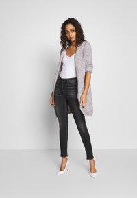 Miss Sixty - SOUL CROPPED - Jeans Skinny Fit - black fog - 1