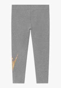 Nike Sportswear - PLAYGROUND RULES - Legging - carbon heather - 1