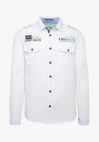 Camp David - FIL À FIL  - Shirt - opticwhite - 7
