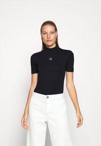 Calvin Klein Jeans - Print T-shirt - black - 0