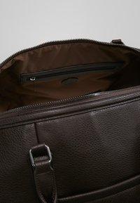 Burton Menswear London - EARED HOLDALL - Weekendbag - brown - 5