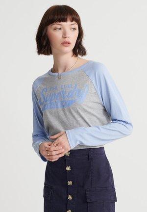 CLASSIC VARSITY  - Long sleeved top - grey marl