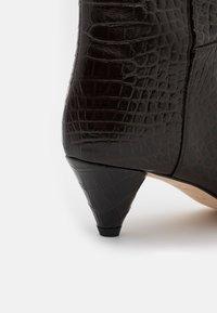 Joseph - Vysoká obuv - cioccolato - 4