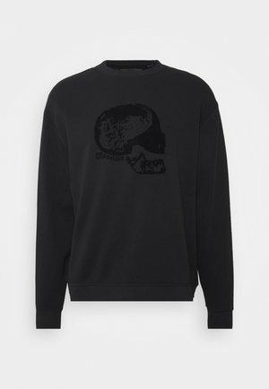 SKULL  - Sweatshirt - black