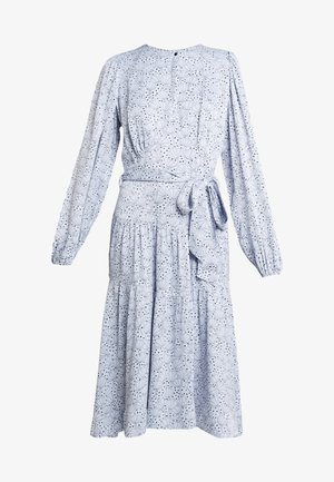 TULLA - Day dress - kentucky blue