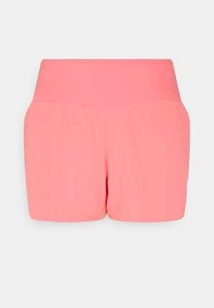 ROAD SHORT - Pantalón corto de deporte - peach petal